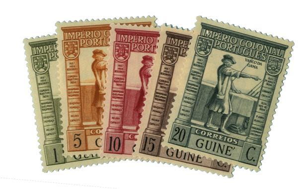 1938 Portuguese Guinea