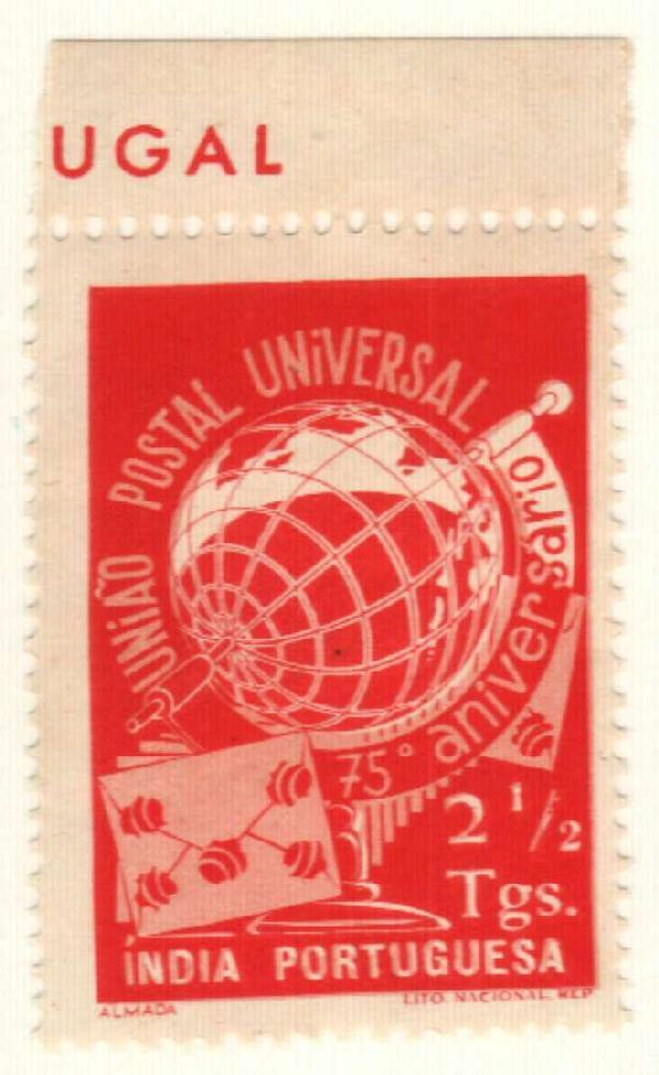 1949 Portuguese India