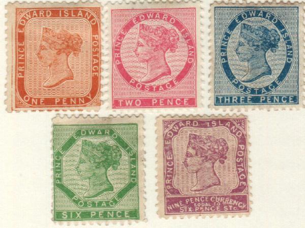 1862-65 Prince Edward Island