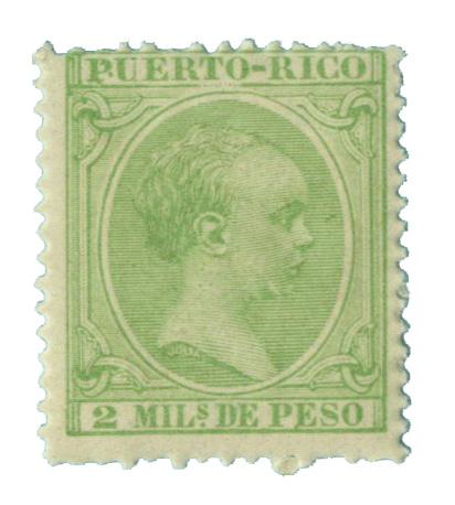 1896 Puerto Rico