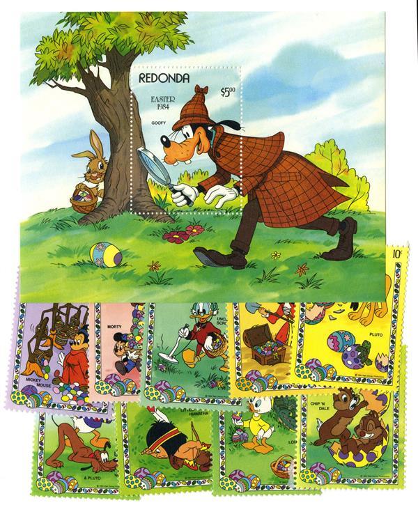 Redonda 1984 Easter