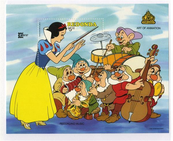 """Redonda 1988 CAPEX: """"Snow White"""""""