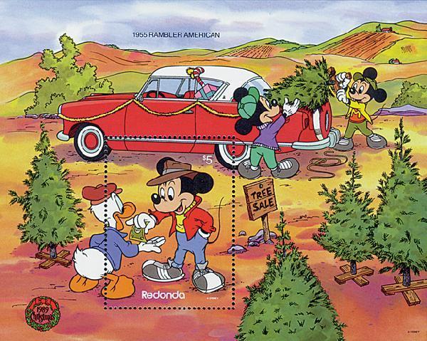 Redonda 1989 Rambler American, S/S