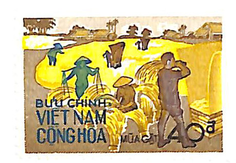 1971 Republic of Viet Nam (South)