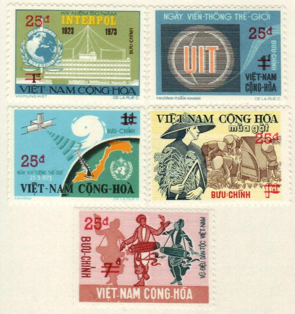 1974-75 Republic of Viet Nam (South)