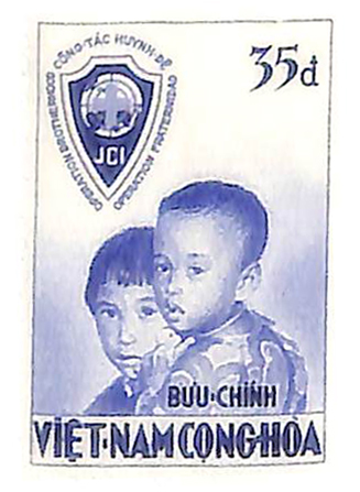 1956 Republic of Viet Nam (South)