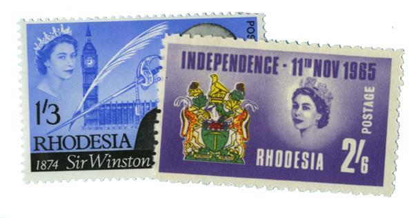 1965 Rhodesia
