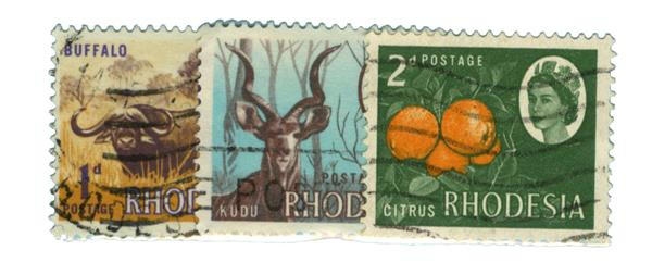 1966 Rhodesia