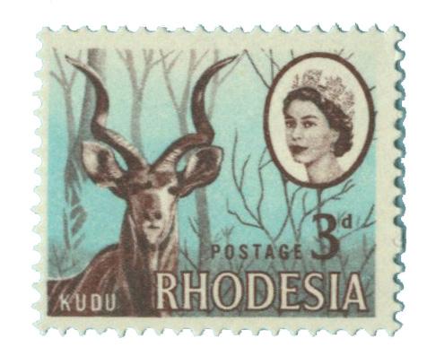1974 Rhodesia