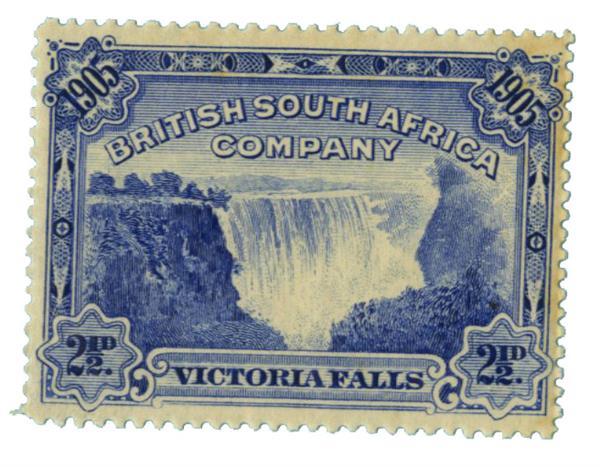 1905 Rhodesia