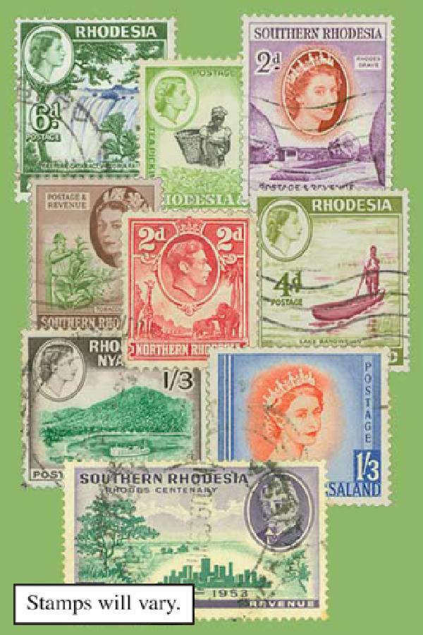 Rhodesia, set of 50