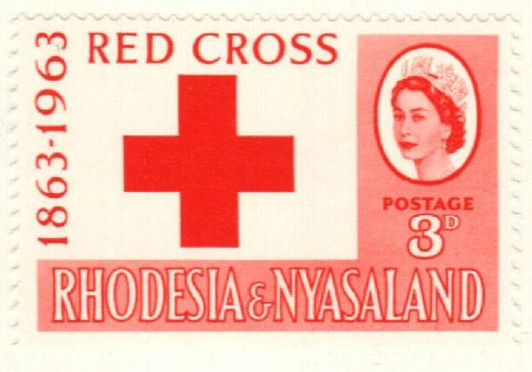 1963 Rhodesia & Nyasaland