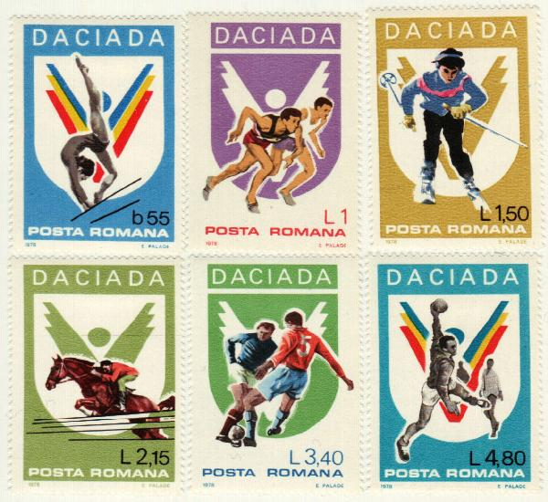 1978 Romania