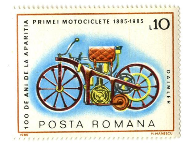 1985 Romania