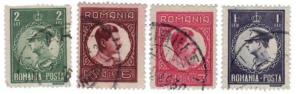 1930 Romania King Carol II