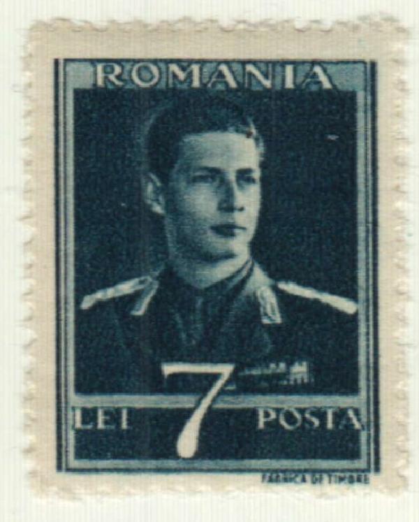1942 Romania King Michael