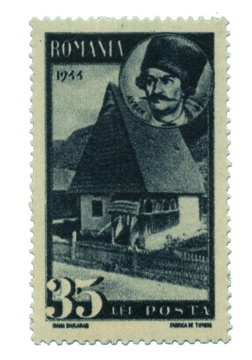 1945 Romania Andrei Saguna
