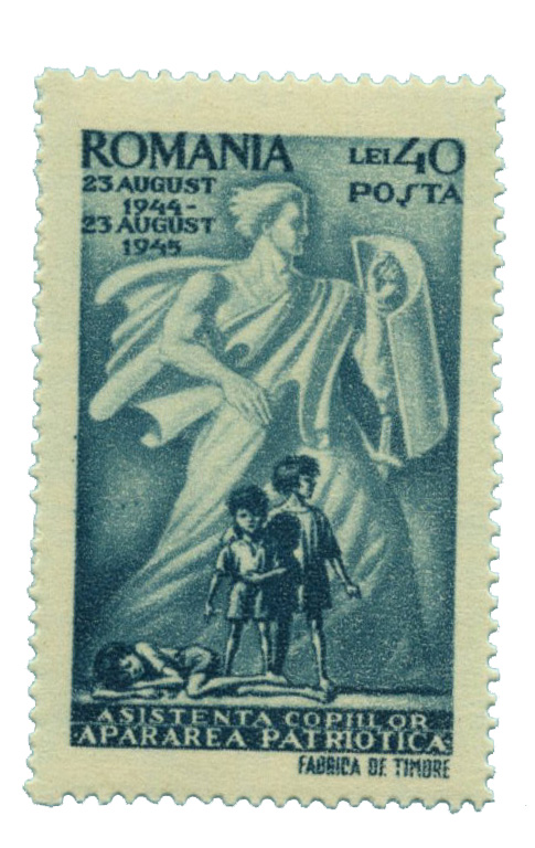 1945 Romania