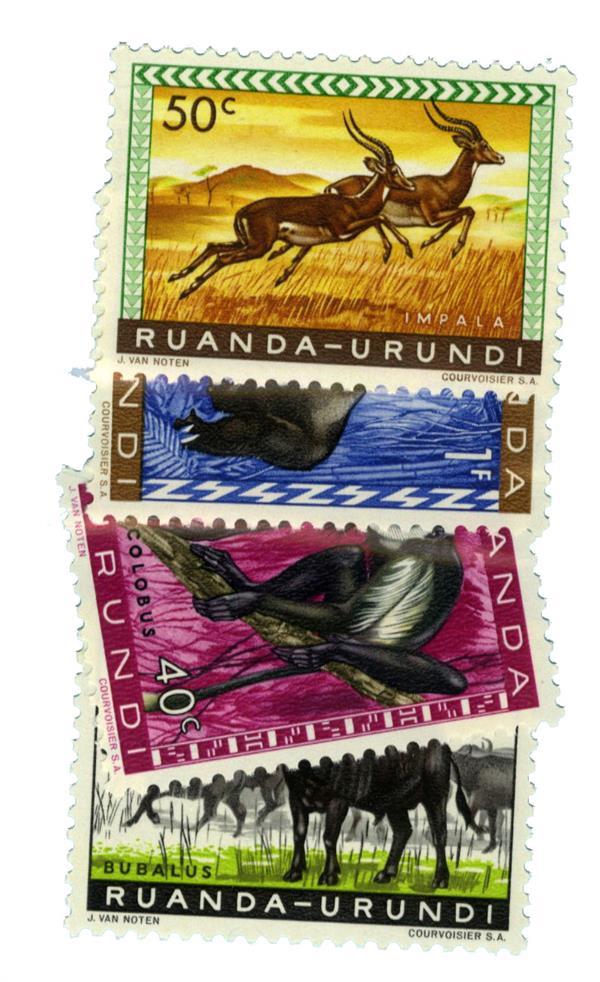 1959 Ruanda-Urundi
