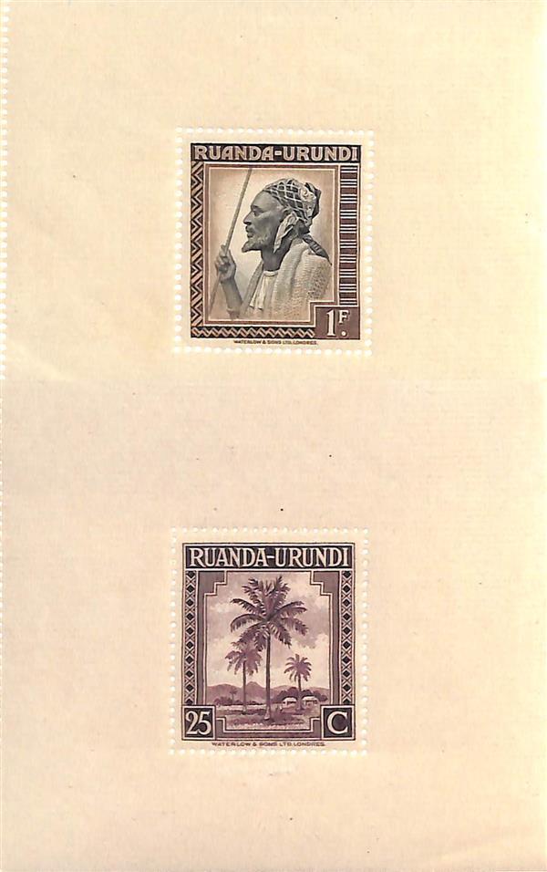 1944 Ruanda-Urundi