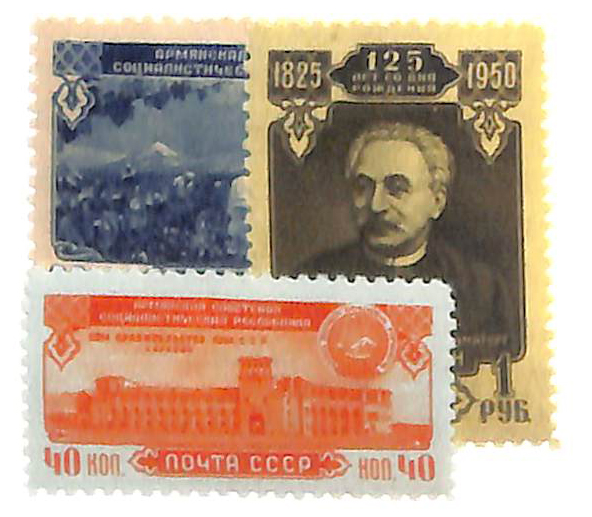 1950 Russia