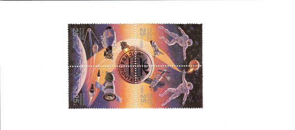 1992 Russia - Space Accomplishments