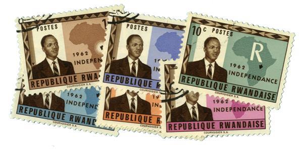 1962 Rwanda