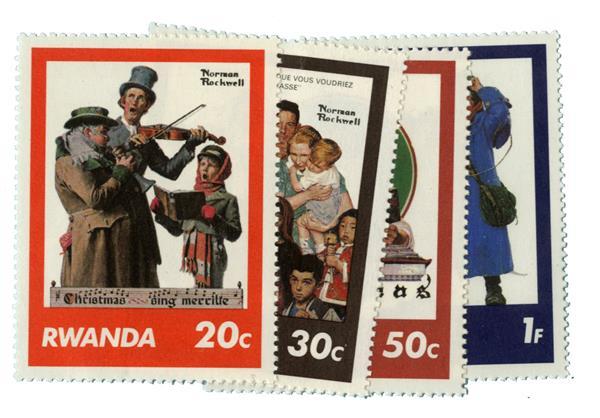 1981 Rwanda