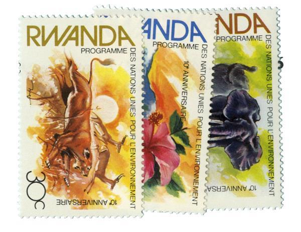 1982 Rwanda