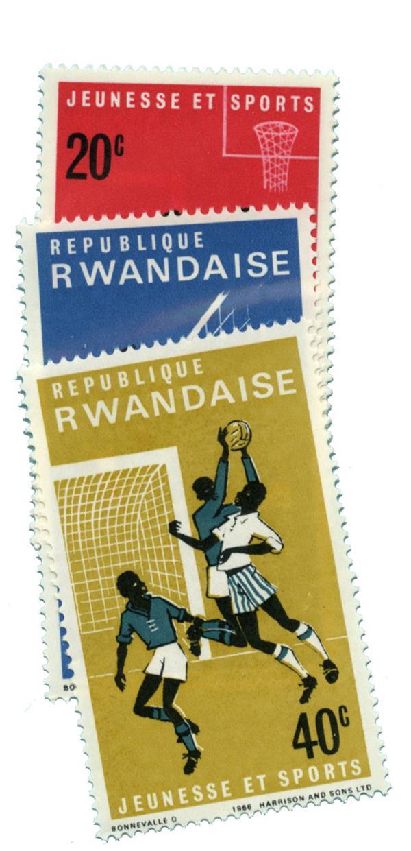 1966 Rwanda
