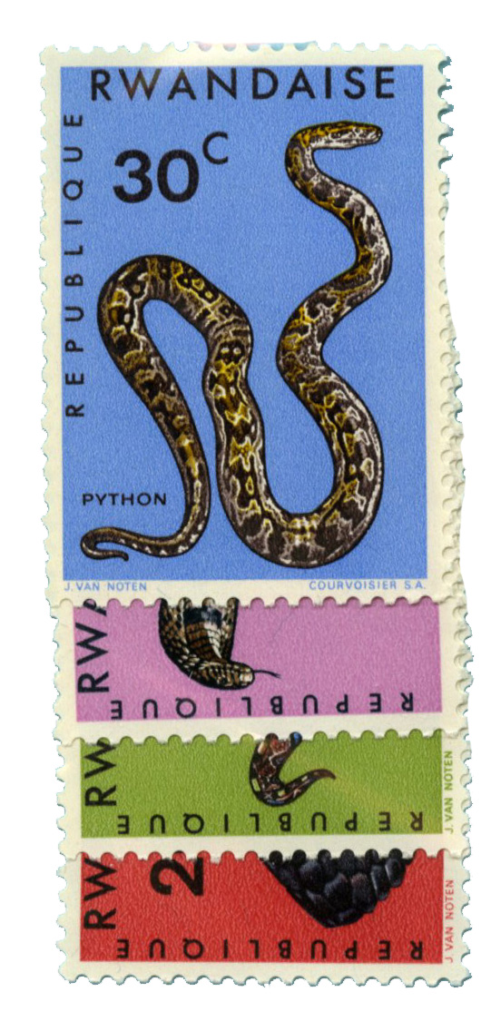 1967 Rwanda