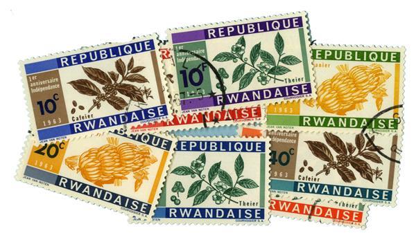 1963 Rwanda