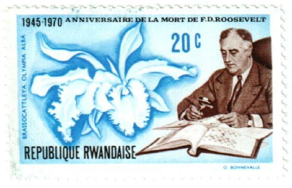 1970 Rwanda