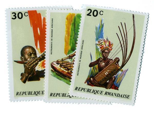 1973 Rwanda