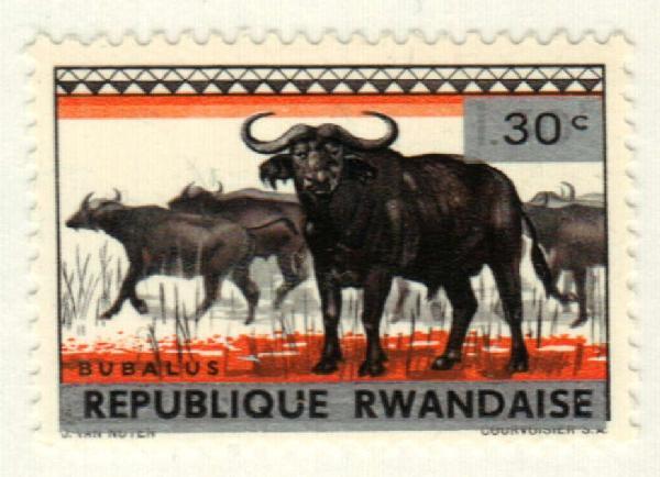 1964 Rwanda