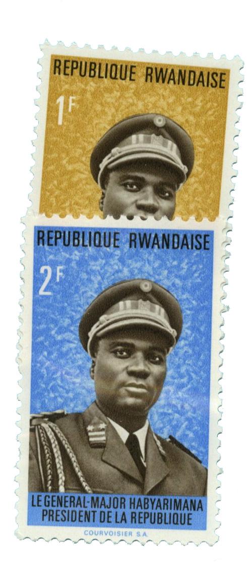 1974 Rwanda