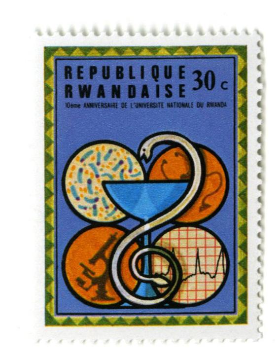 1975 Rwanda