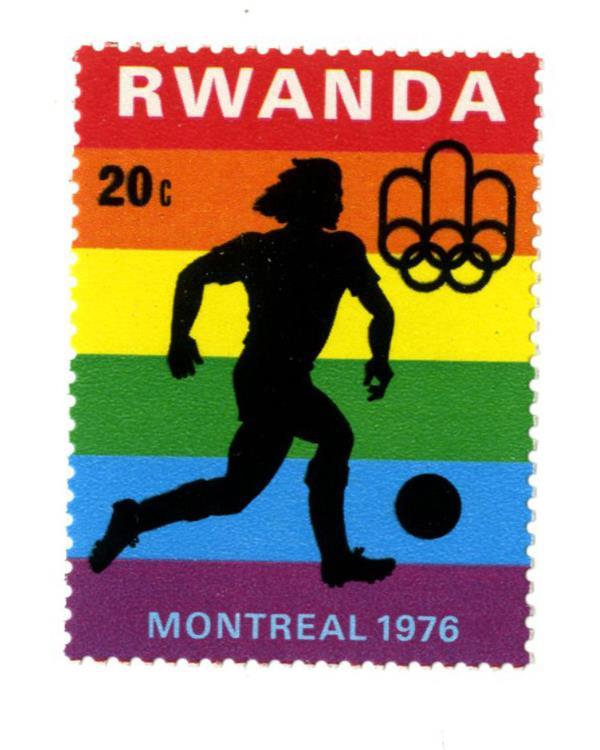 1976 Rwanda