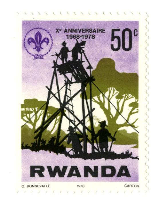 1978 Rwanda
