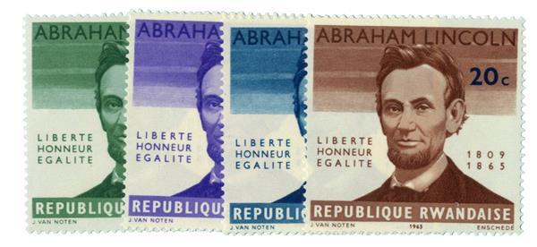 1965 Rwanda