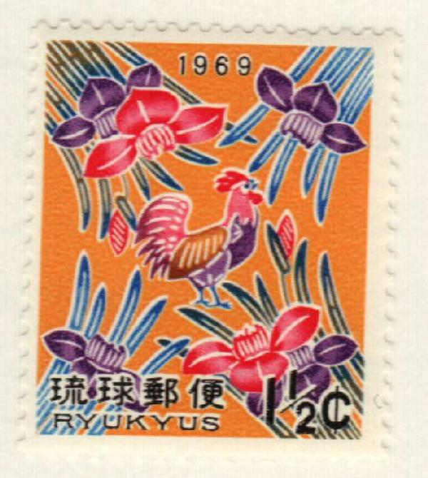 1968 Ryukyu Islands