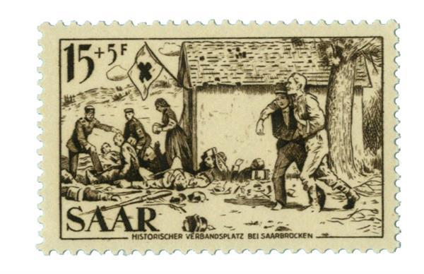 1956 Saar
