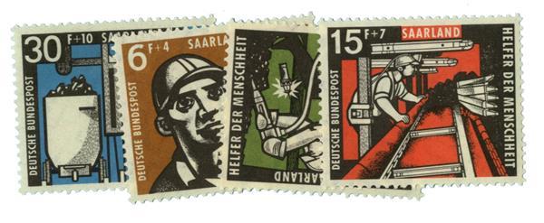 1957 Saar