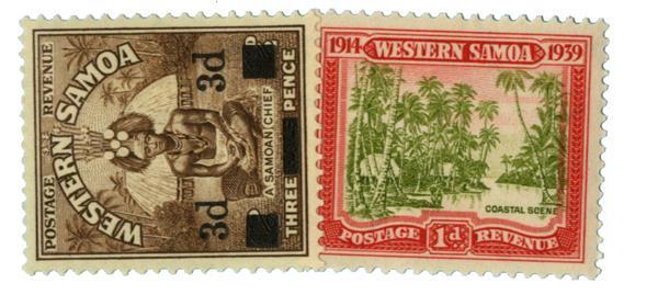 1939-40 Samoa