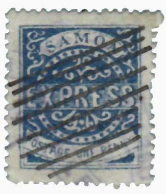 1879 Samoa