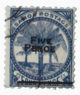 1893 Samoa