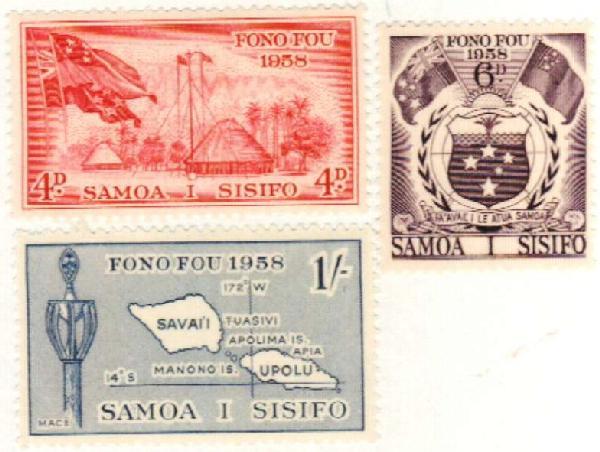 1958 Samoa