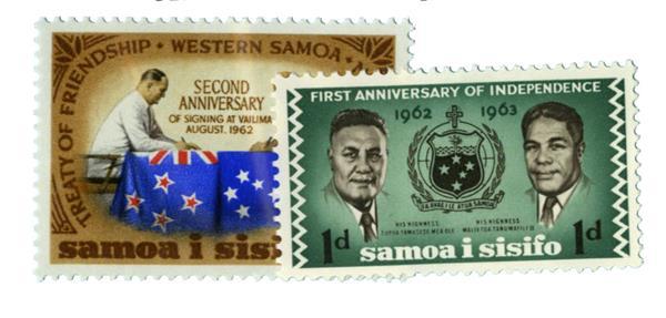 1963-64 Samoa
