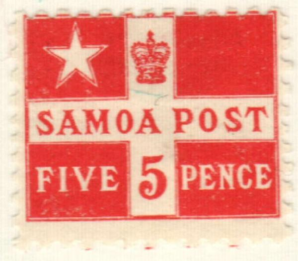 1895 Samoa
