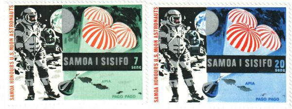 1969 Samoa